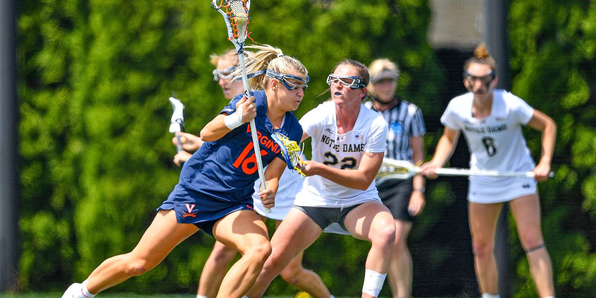 Virginia women's lax falls 13-8 against Notre Dame in NCAA Tournament