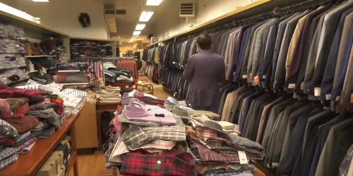 Men's and Boys' Shop adapting practices