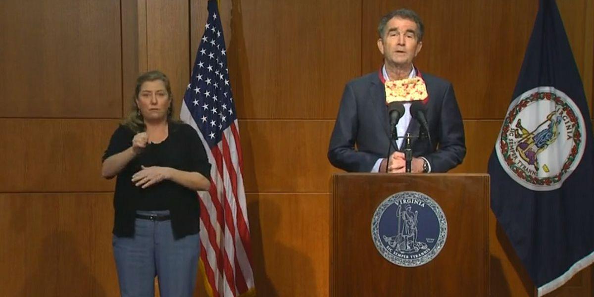 Governor Northam delivers coronavirus briefing