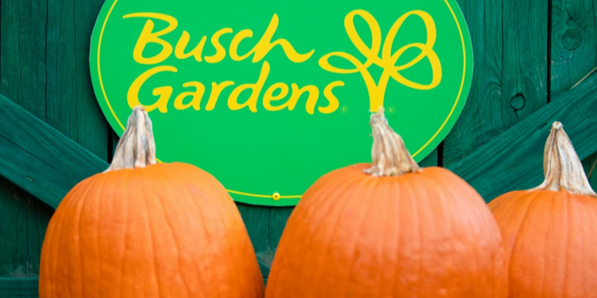 Busch Gardens adds more dates, times to Halloween event
