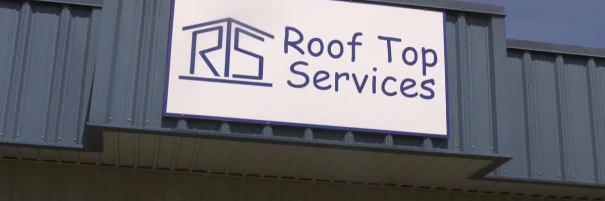 Roof Top Services owner says there is a certain deterioration homeowners must pay attention to in their roofs