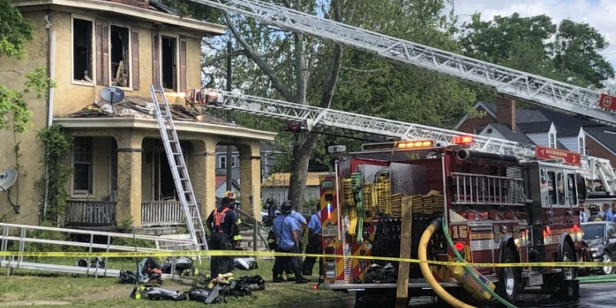 Officials identify man killed in house fire on city's north side