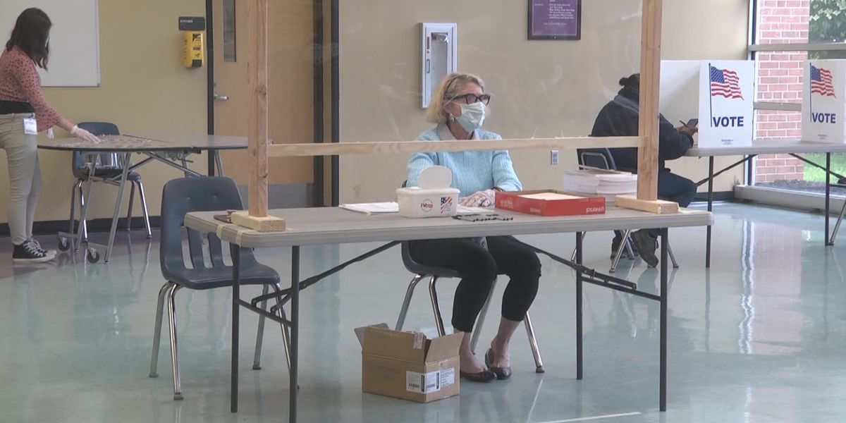 Volunteers to help prevent spread of COVID-19 at the polls on Election Day
