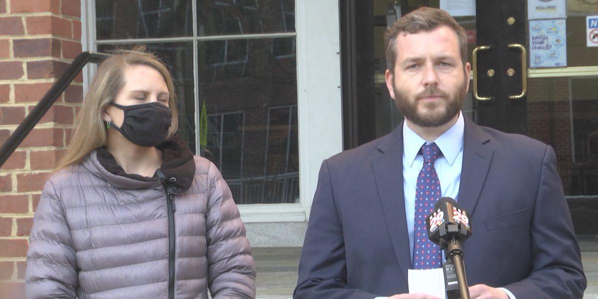 Charlottesville public defender kicks off Commonwealth's Attorney campaign