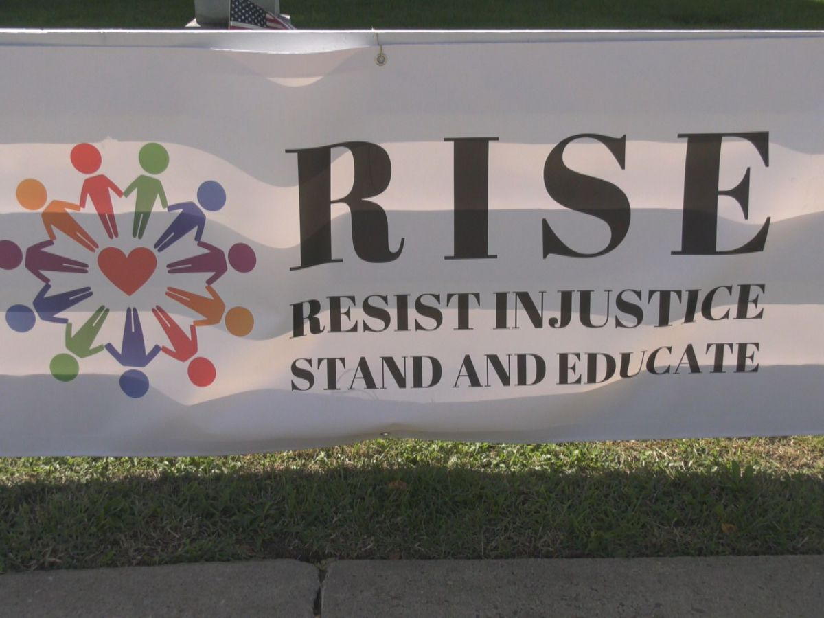 RISE holds voting block party in Stanardsville