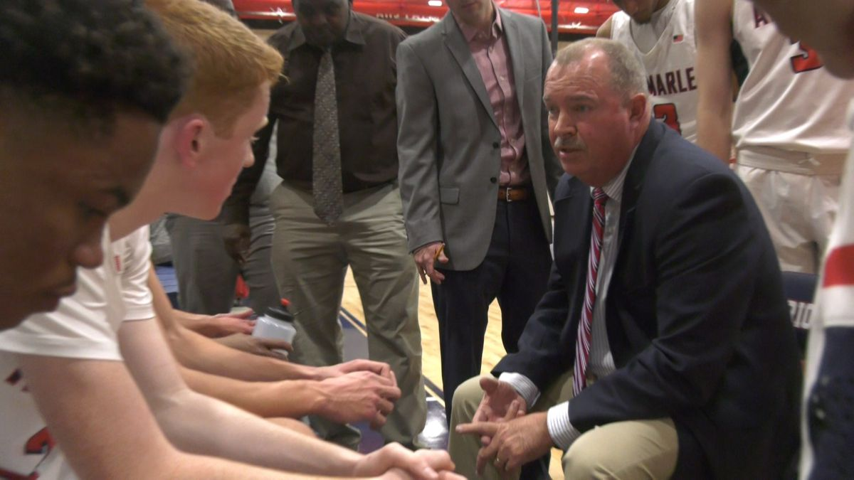Albemarle's Greg Maynard gets 500th win; Tuesday's high school scores & highlights
