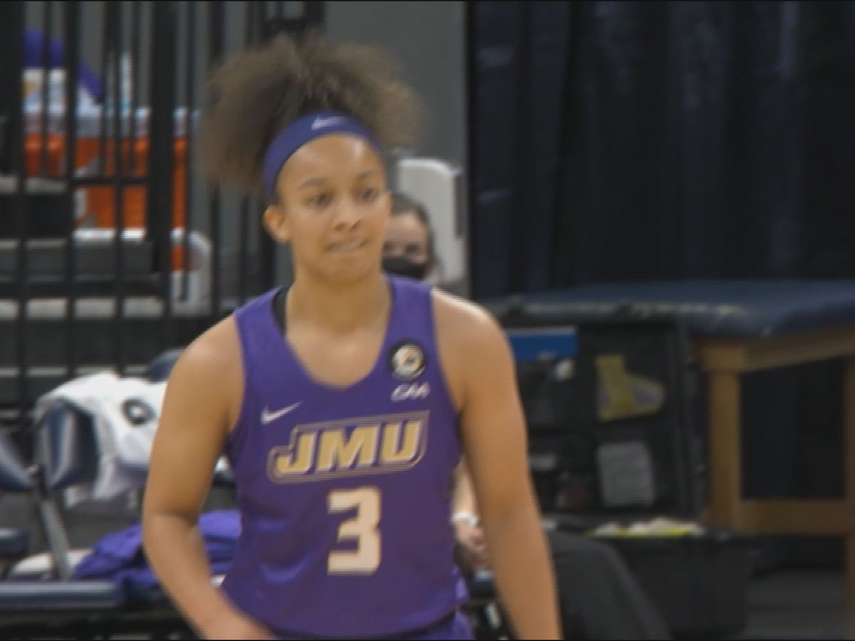 JMU women's basketball tops UVA 71-67; 'Hoos drop to 0-3
