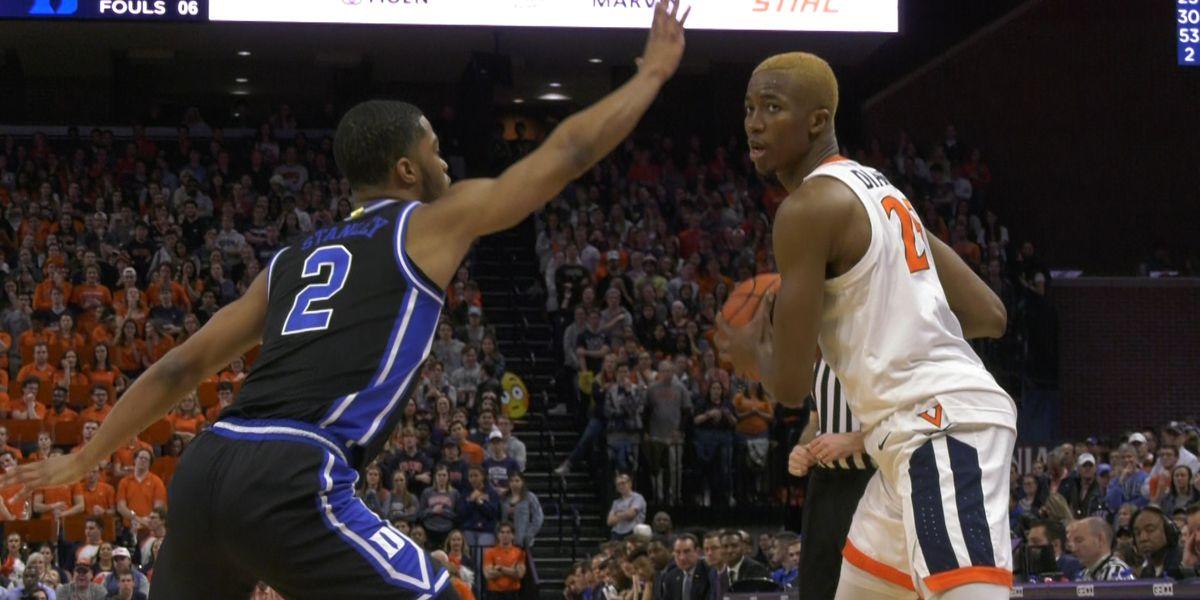 UVa Men's Basketball returns to Top 25; Ranked #22 in both polls