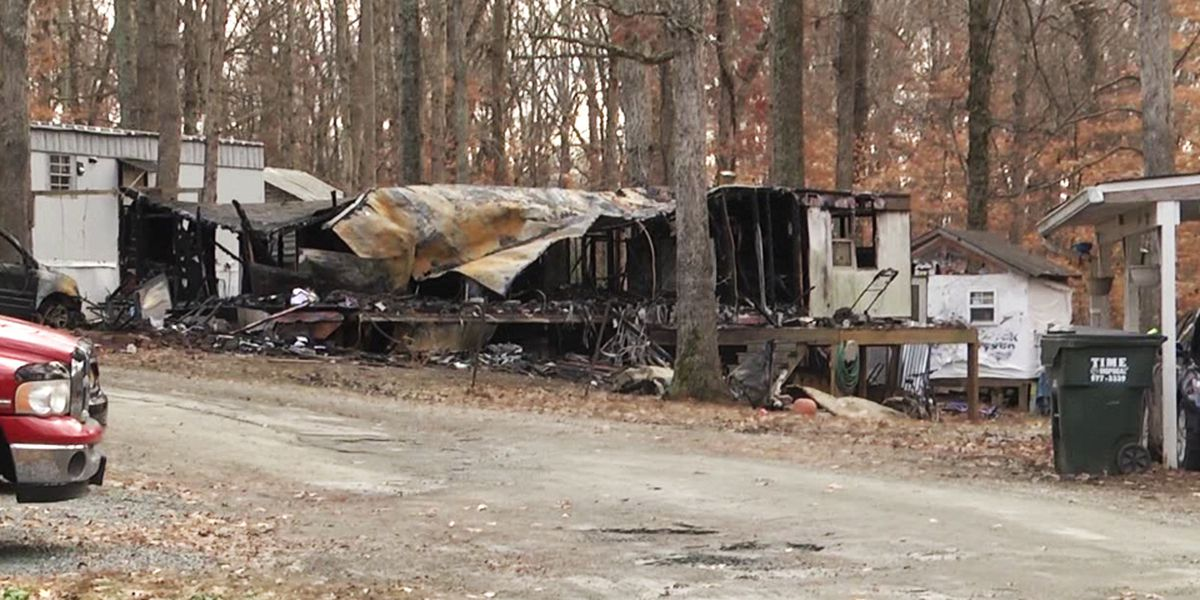 Albemarle County home destroyed by fire