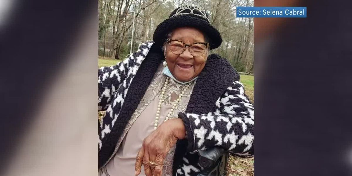 Virginia woman 'Ms. Ellen' celebrates 103rd birthday