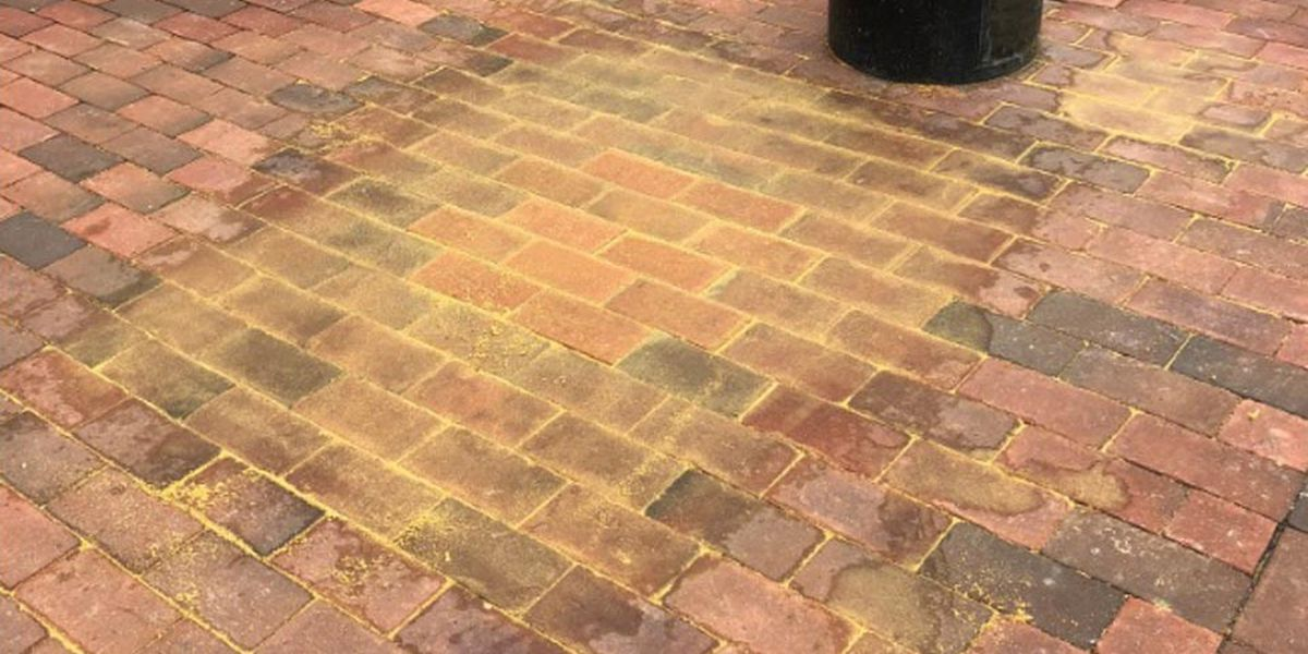 Charlottesville fills in space of stolen slave block plaque