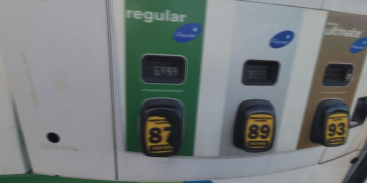 Gas stations run out of fuel, one charges $6.99 a gallon
