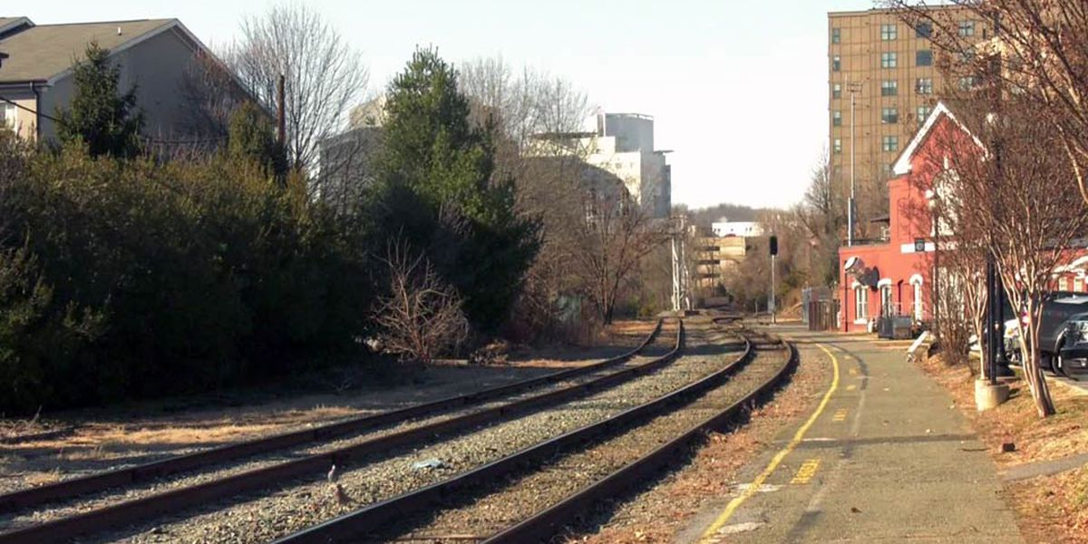 Charlottesville area could see benefits from plans to expand rail across Virginia