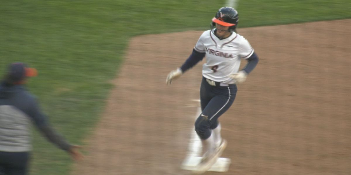 UVA softball sweeps doubleheader against Boston College