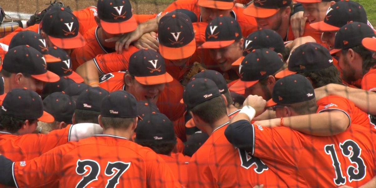 UVA baseball clinches series against No. 7 NC State