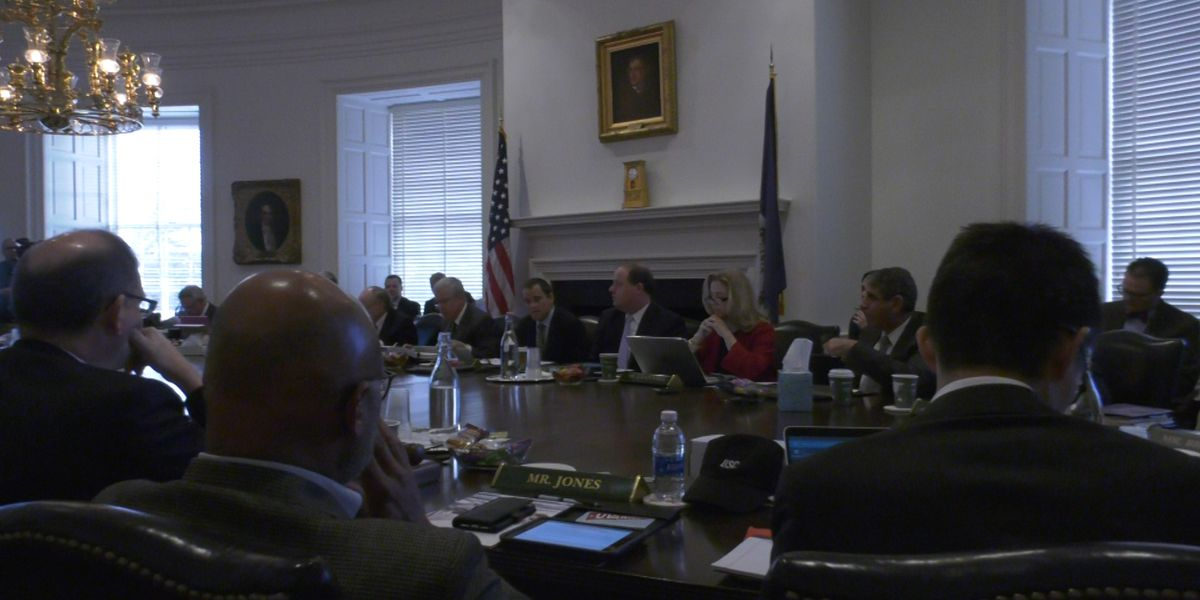 UVA Board of Visitors approve tuition increase