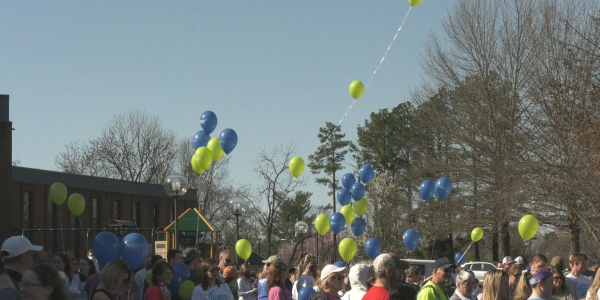 Walk For Life held in Charlottesville