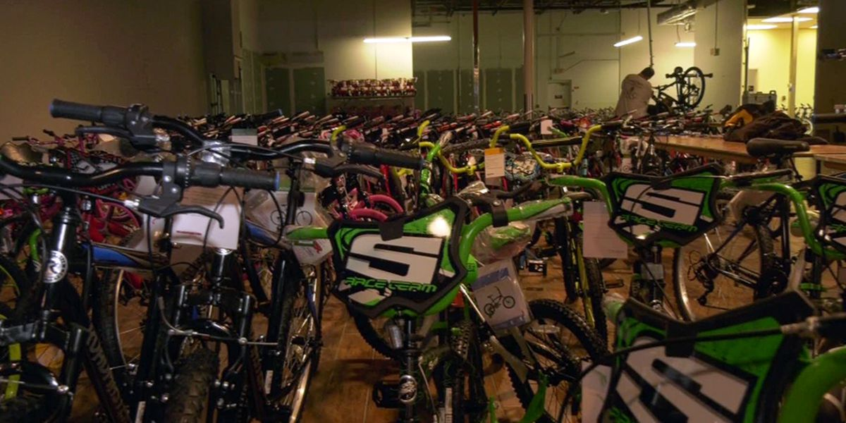 Toy Lift Charlottesville assembles over 600 bikes for area children