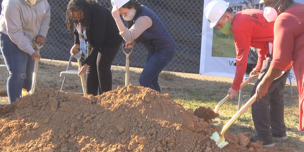 Groundbreaking ceremony celebrates start of the South First Street redevelopment project