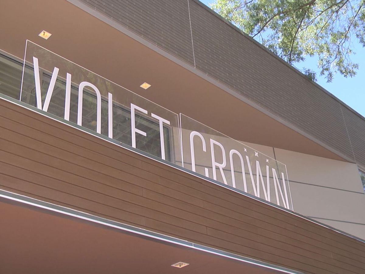 Violet Crown plans to carefully reopen after being closed for 6 months