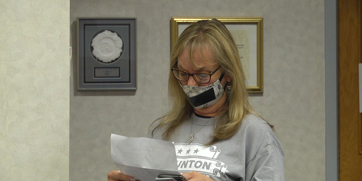 Protesters say Staunton City Council is silencing the public by ending ability to call in during meetings