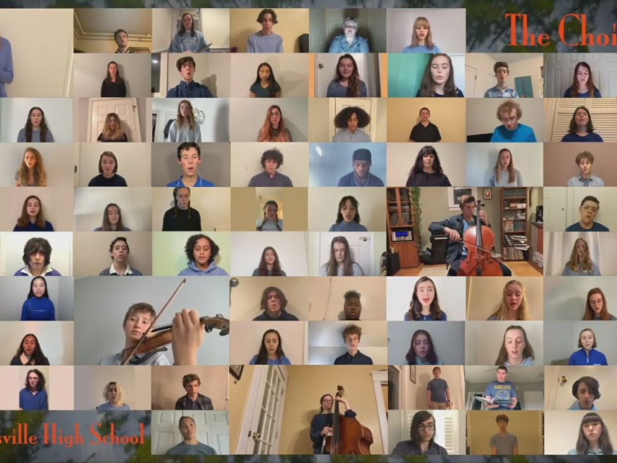 CHS choir donates virtual concert funds to The Haven