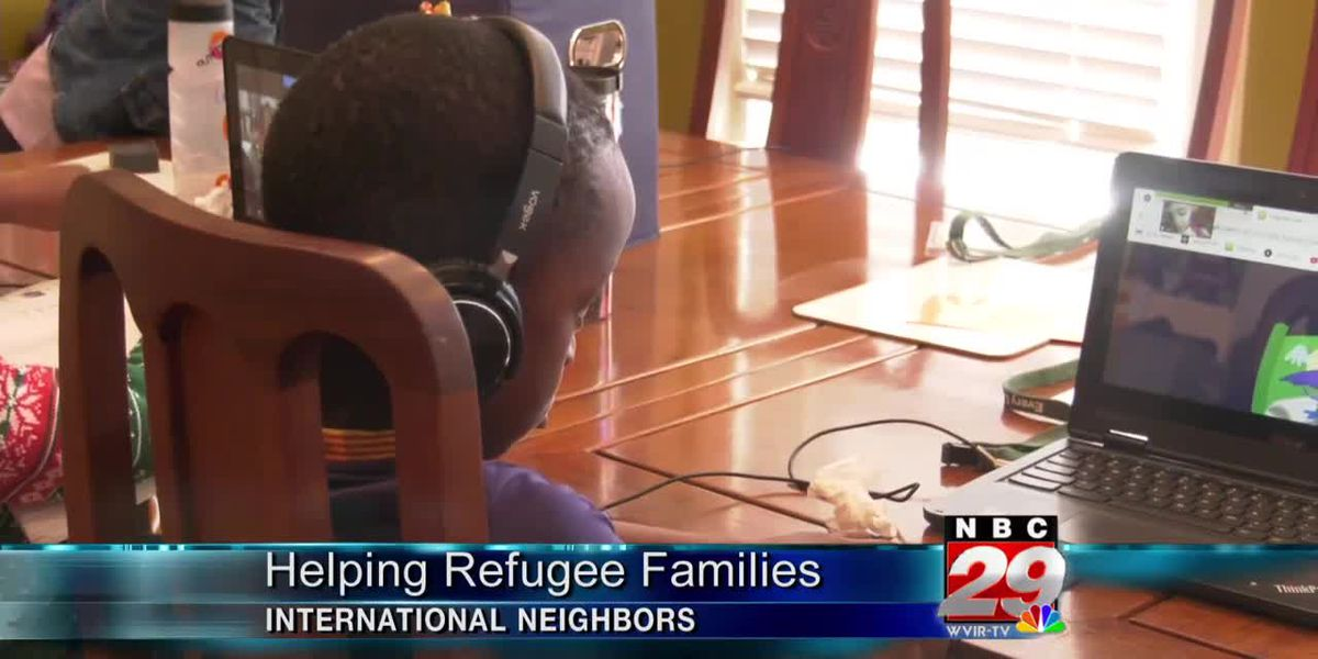 International Neighbors helping refugee families succeed in Charlottesville