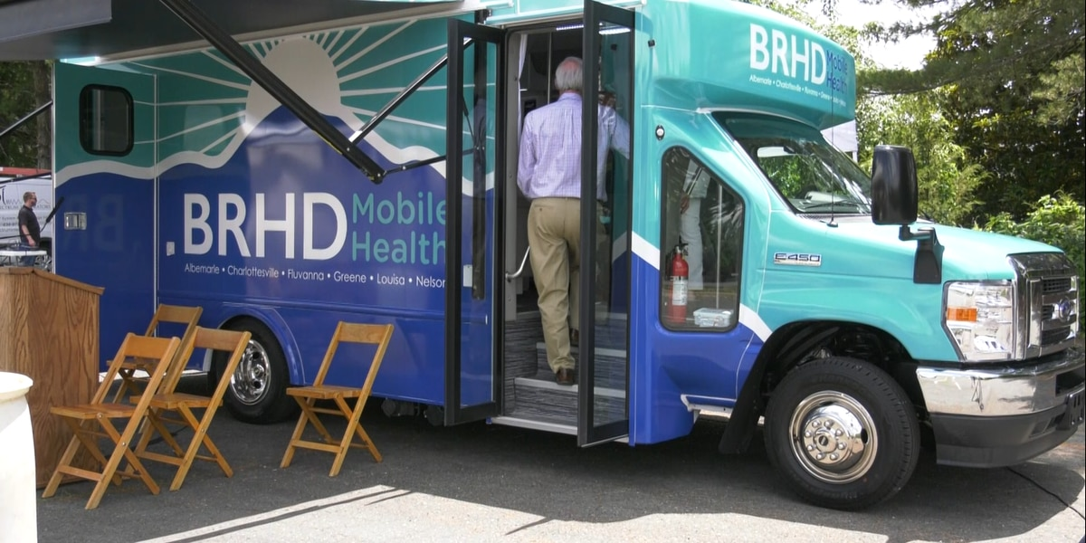BRHD hitting the road with mobile health clinic
