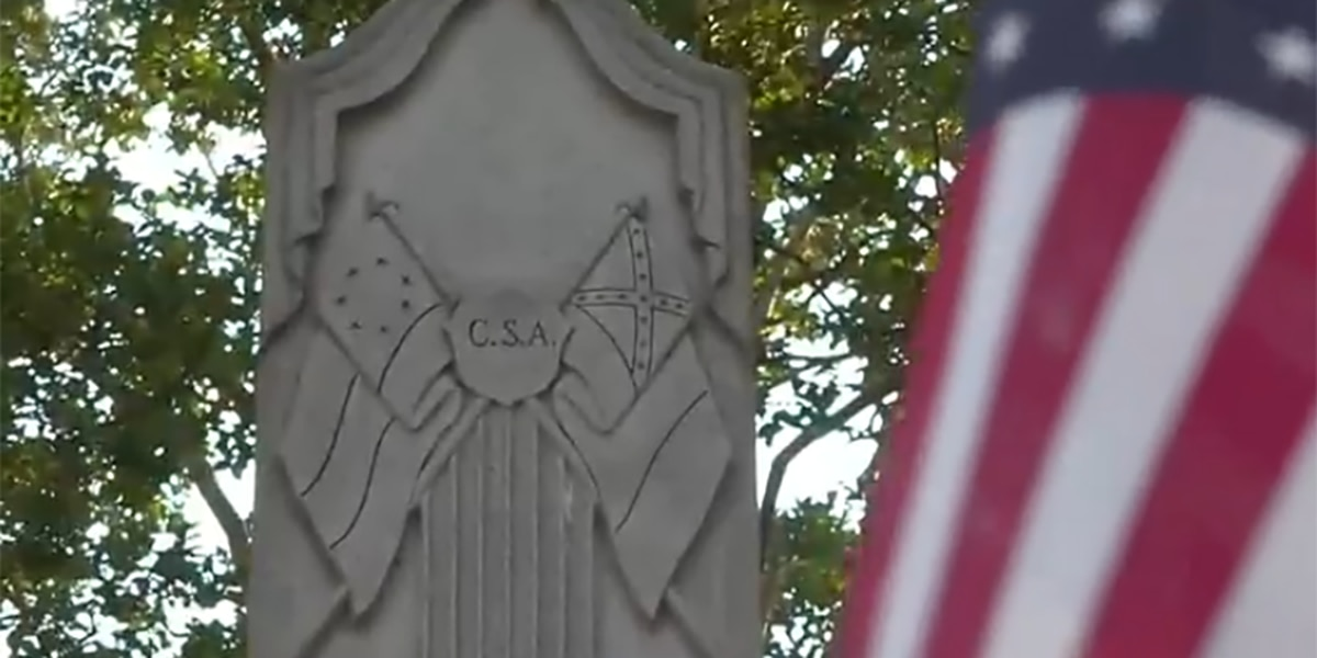 City of Roanoke takes first step to remove last Confederate monument