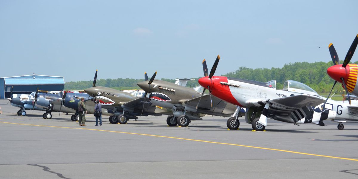 Capital Wing offering warbird rides in Culpeper following flyover