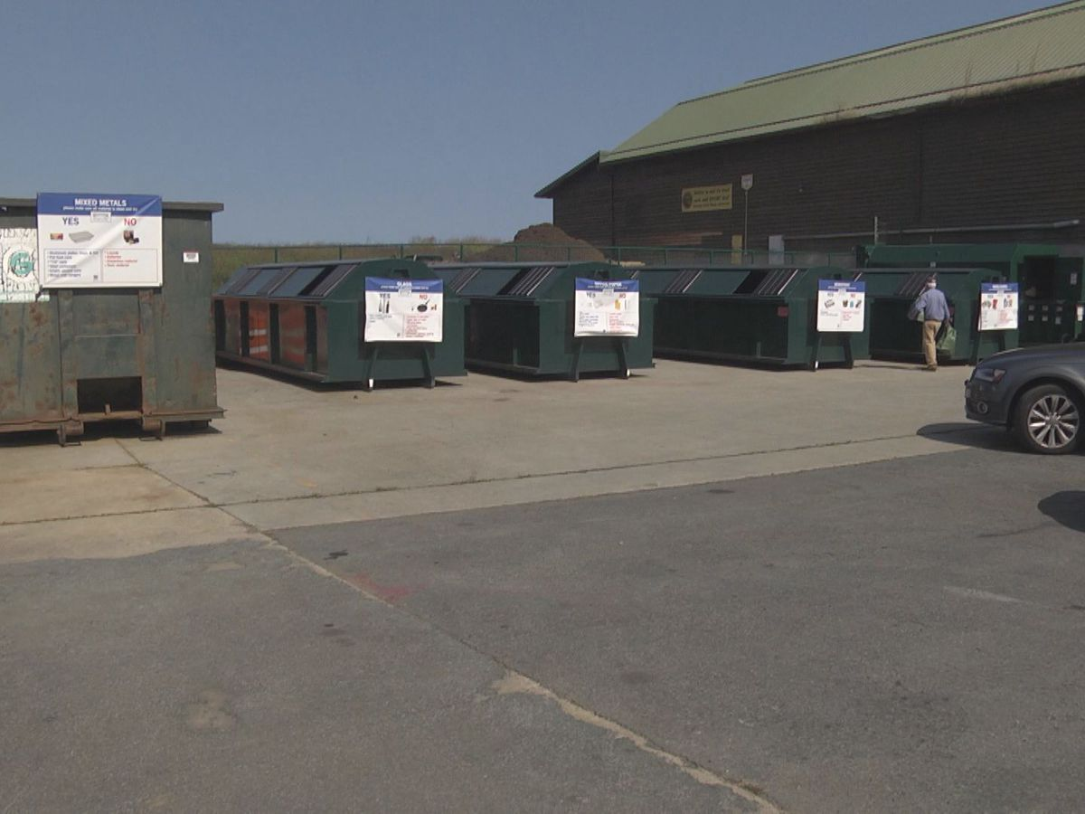 Ivy location makes recycling easier in western Albemarle County