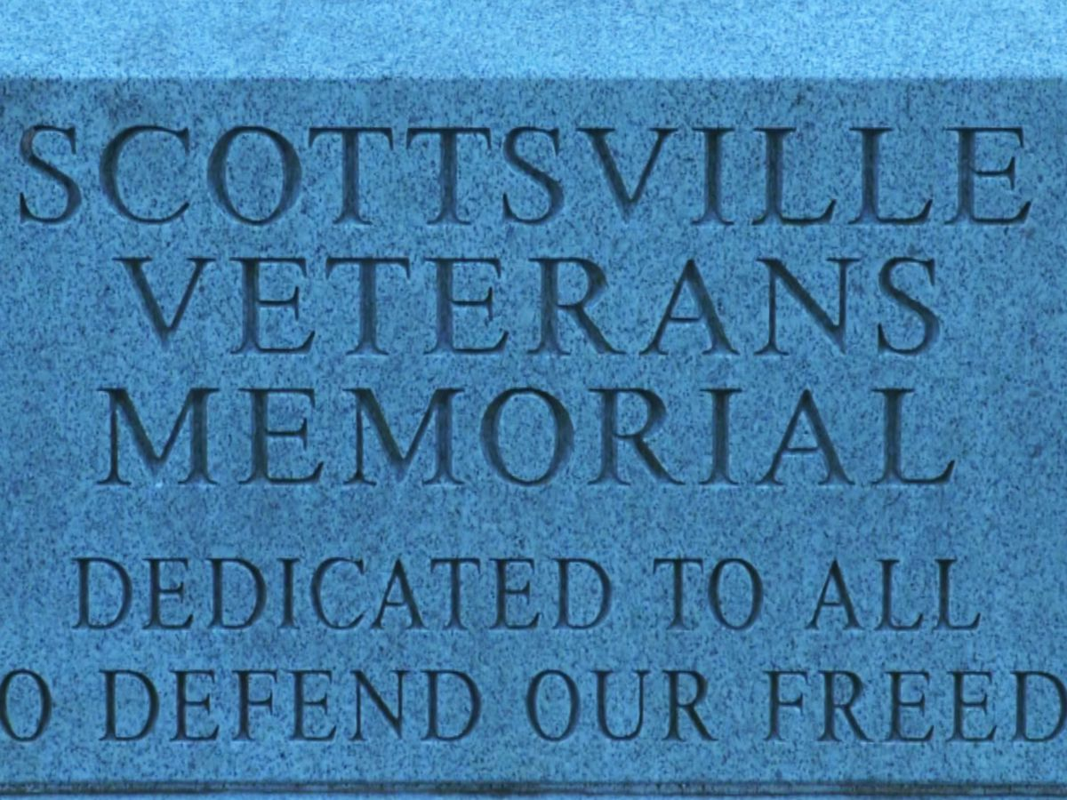 VFW Post 8169, Scottsville officials gather to honor military veterans on Memorial Day