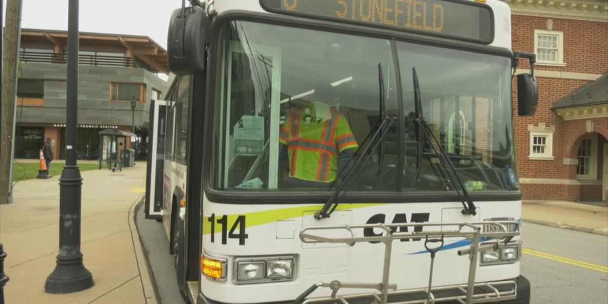 CAT hopes to add automatic passenger counters to buses