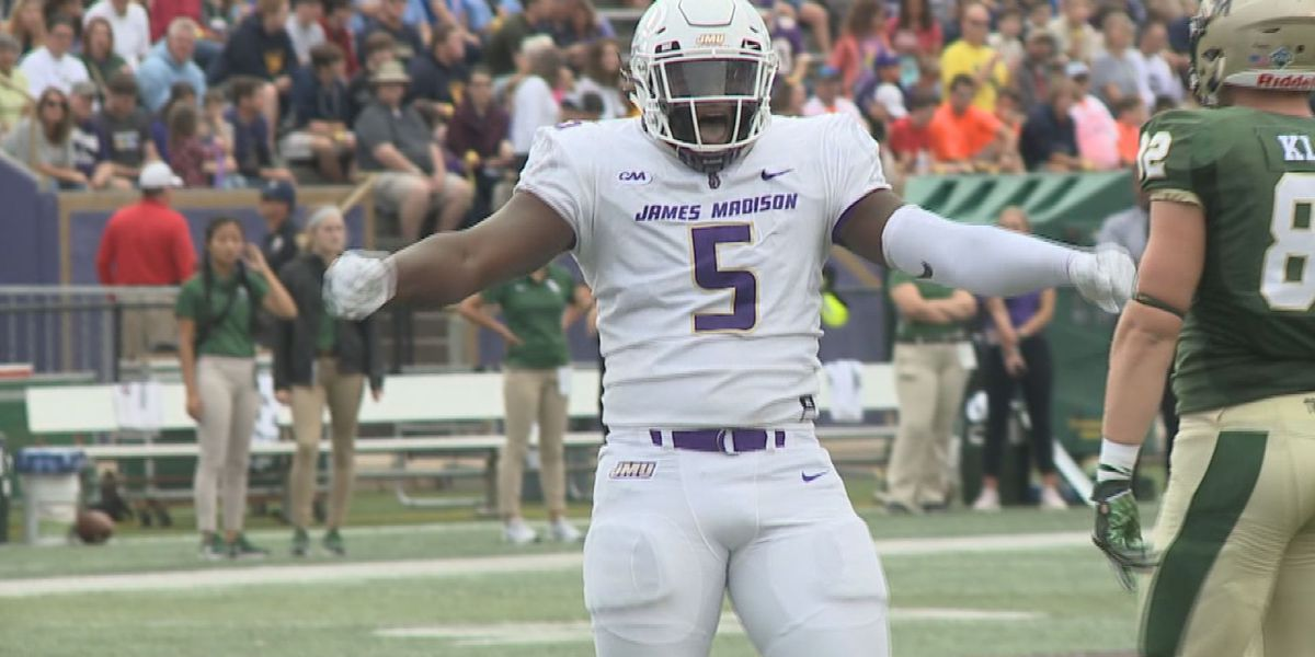 NFL Draft underway, JMU players hoping for selection or signing