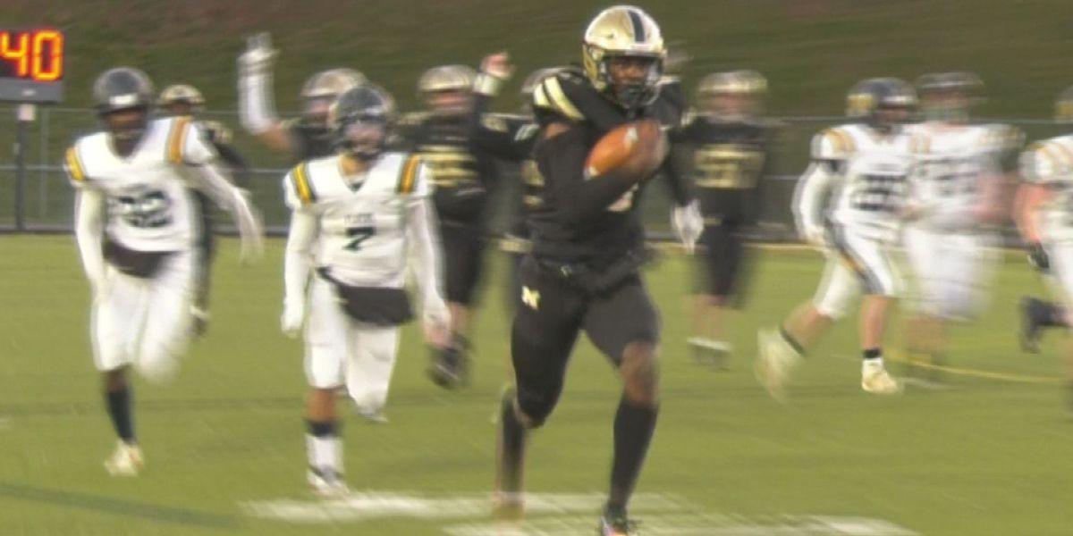 Friday's High School Football Scores & Highlights