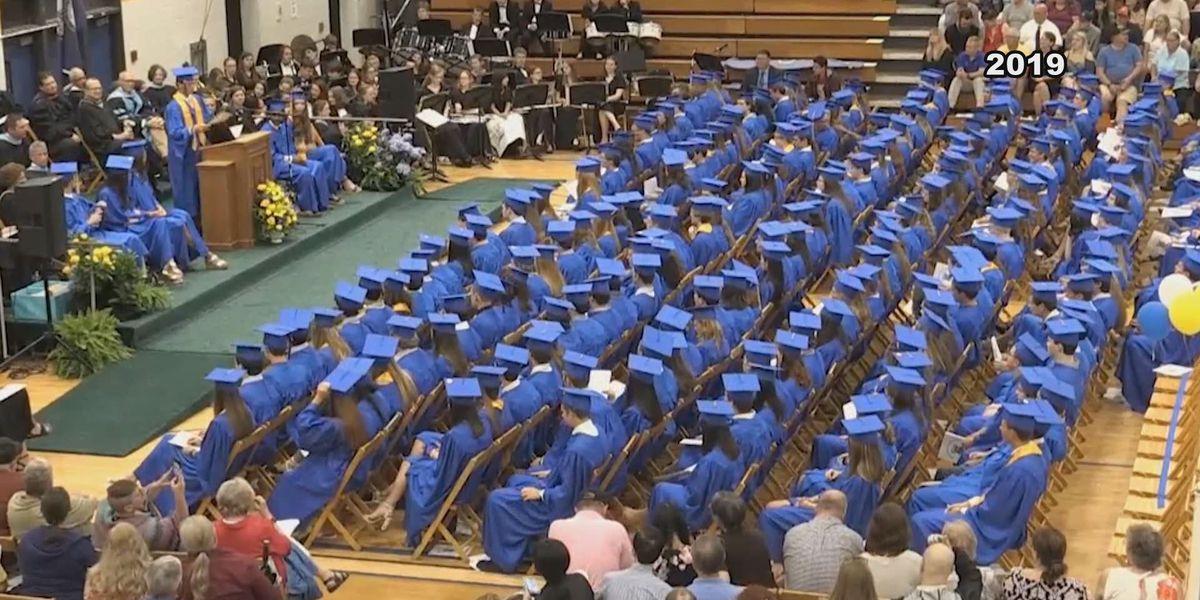 Charlottesville, Albemarle County schools prepare for in-person graduations following Northam's announcement