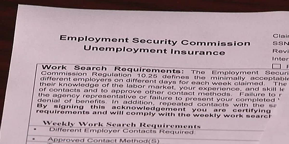 Unemployed Virginians still waiting on some lost wages assistance