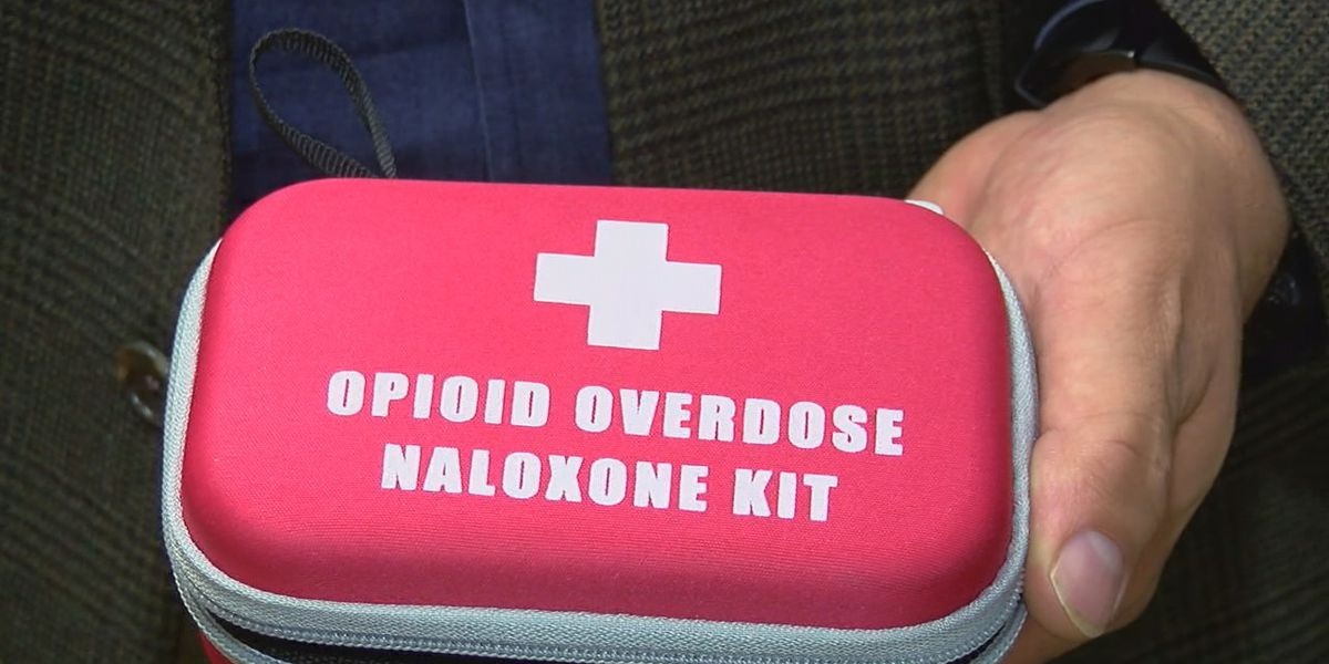 Organization offers free opioid overdose reversal kits for Virginians