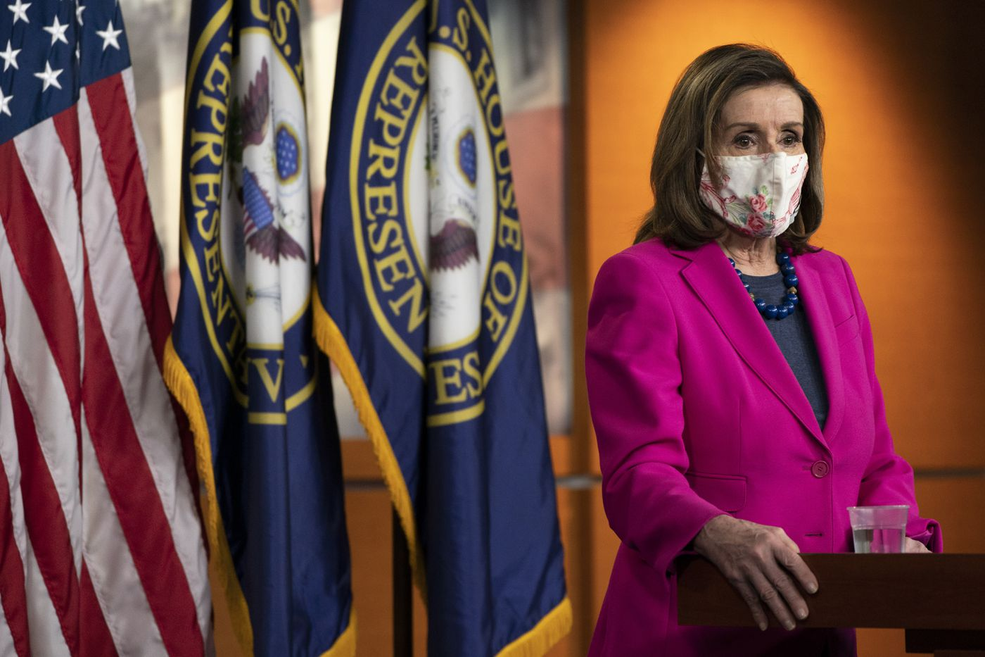 With House voting on virus relief, stimulus checks bill, Dems mull wage plan rescue