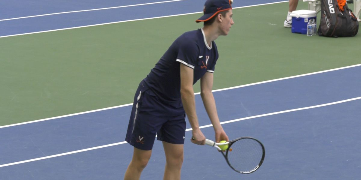 No. 25 Virginia Men's Tennis sweeps doubleheader against George Mason and Norfolk State
