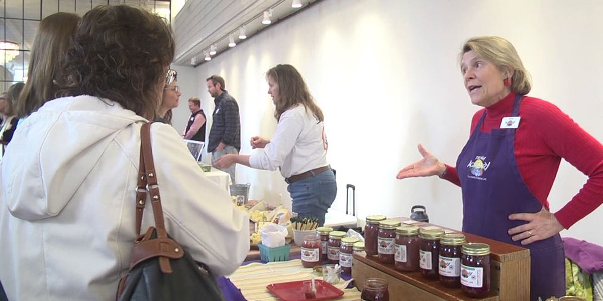 Charlottesville nonprofit holds 2nd annual Grower-Buyer Expo