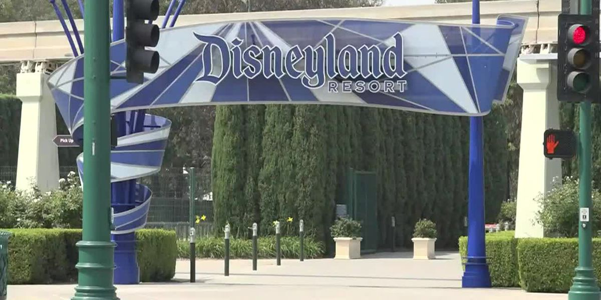 Disneyland reopens to out-of-state guests, drops mask mandates for those fully vaccinated