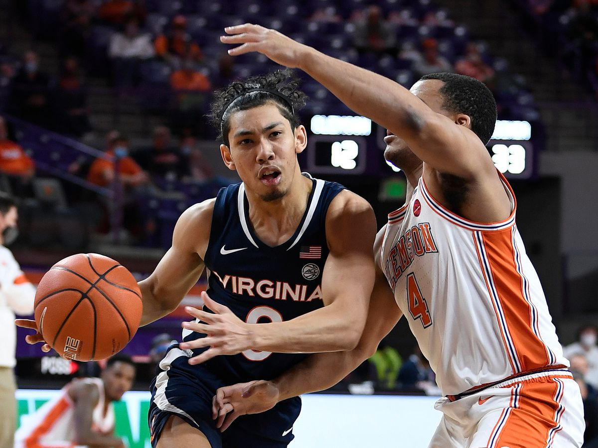 No. 18 UVA men's basketball crushes No. 12 Clemson 85-50