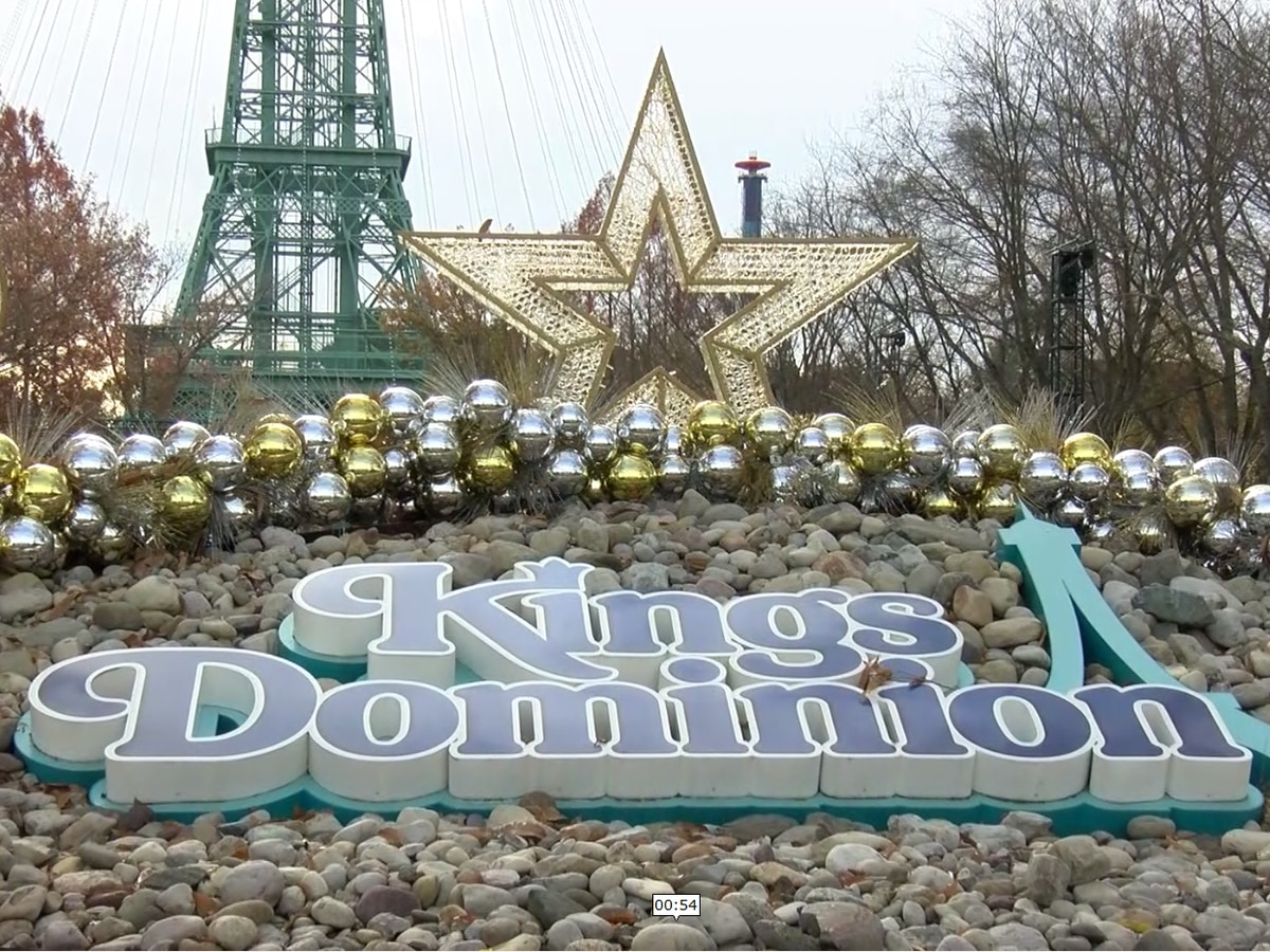 King's Dominion opening for the first time since the pandemic with 'Taste of the Season'