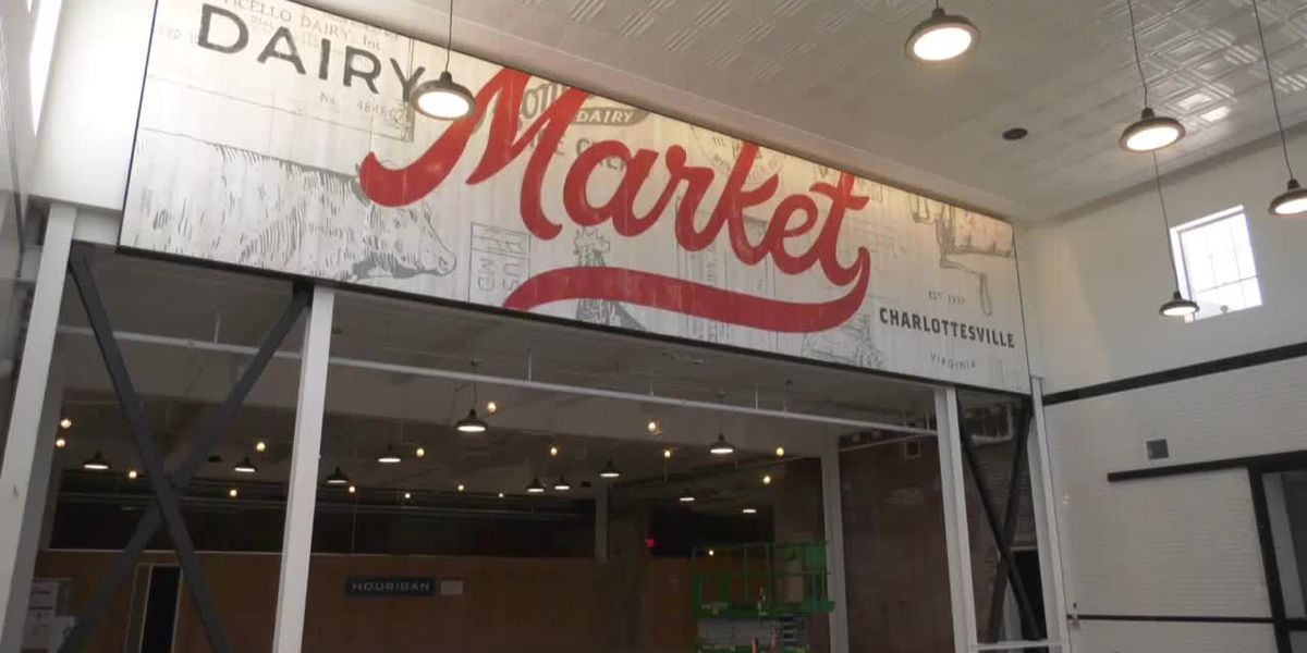 Dairy Market Set to Open Fall 2020