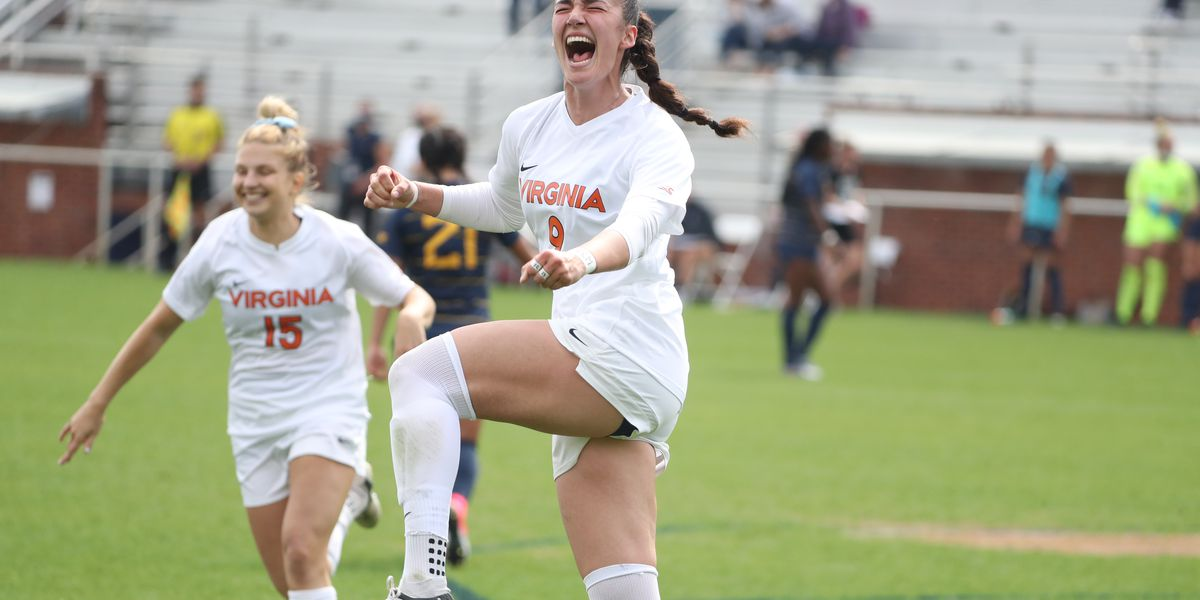 Virginia women's soccer earns 27th consecutive NCAA Tournament bid