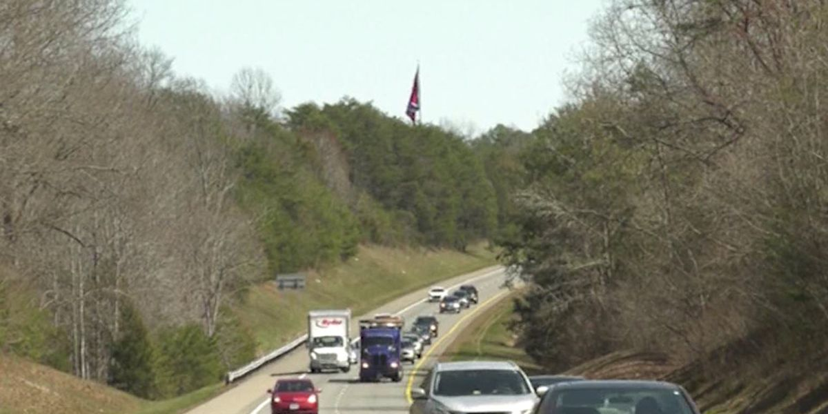 Judge denies motion to dismiss lawsuit over Confederate flag in Louisa Co.