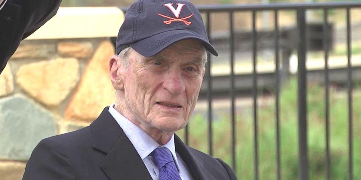 Former Virginia Senator John Warner dies at age 94
