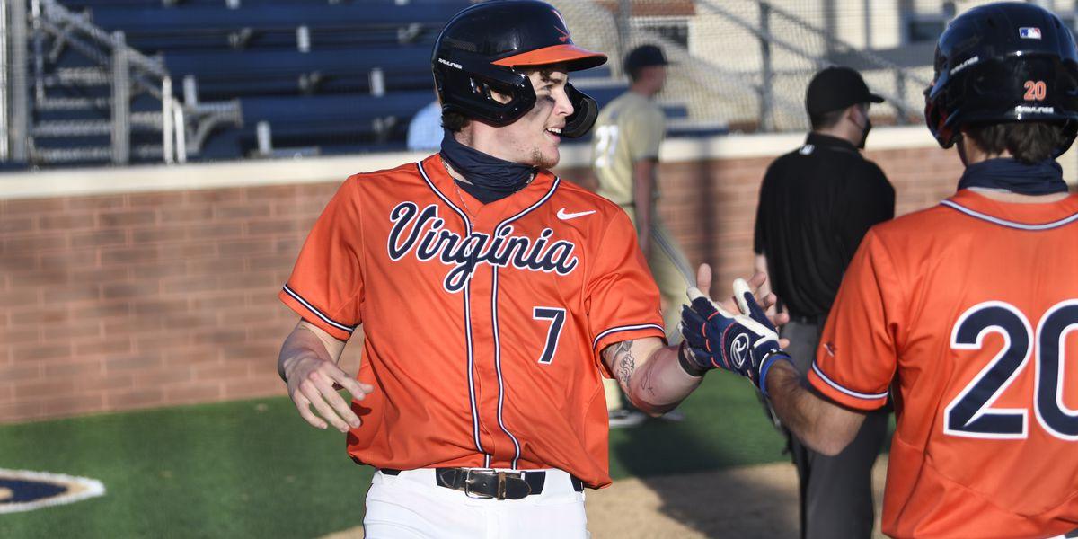 UVA baseball beats No. 22 Virginia Tech 6-1 to win ACC series