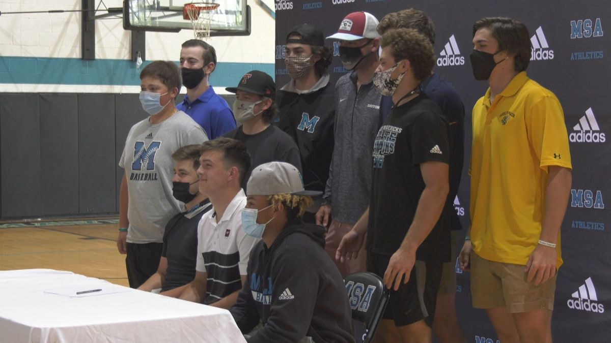 Miller School honors seven student-athletes with signing ceremony